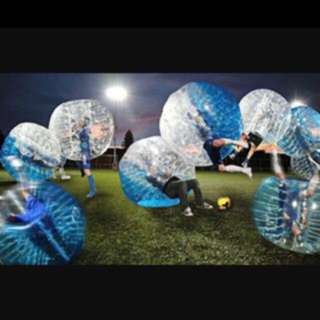 Bubble Soccer For Cohesion Events, Gatherings And Corporate Events!