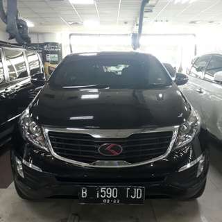 Kia Sportage EX 2012 2.0 At