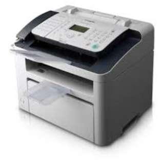 Canon L170 Laser Fax Mono Laser 33.6Kbps Print, Fax & Copy