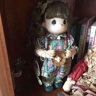 Precious Moments Vintage Doll