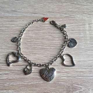 Don't know if it's GUESS bracelet