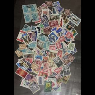 One big lot of worldwide stamps Super value