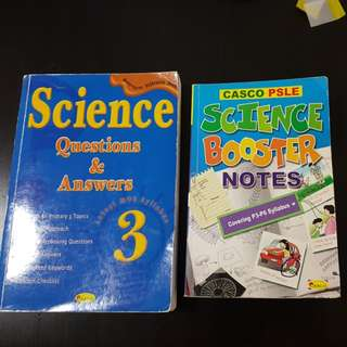 Psle science guides