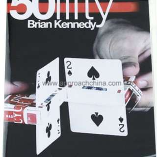 50 fifty Magic product by Brian Kennedy