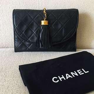 AUTHENTIC CHANEL Clutch Bag