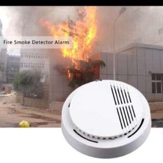 Fire Smoke Detector Alarm!