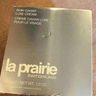 全新La Prairie 魚子Luxe Cream 30ml