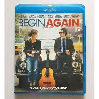 Begin Again Blu Ray
