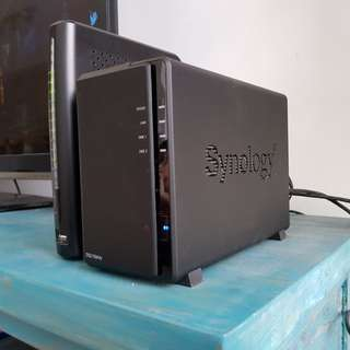 Synology NAS DS216play