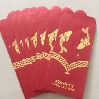 Kordel's Red Packets