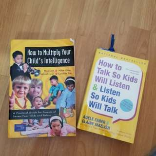 Two Parenting books