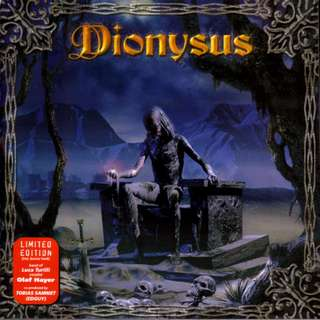 Dionysus Sign Of Truth cd