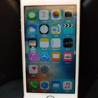🚚 高雄-二手 Second iPhone 5S Gold 16G
