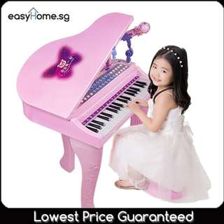 Piano Pink 88022 / Kids children musical instrument toy