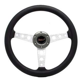 Blade Steering Wheel 5136 (Silver/Black)