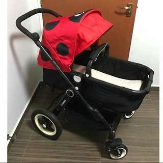 Baby stroller pram