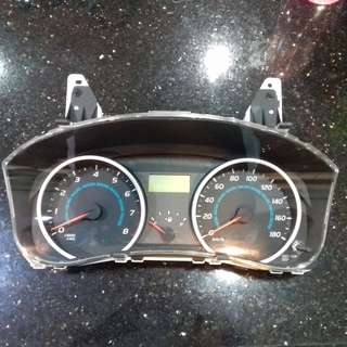 Used Toyota Wish 20 series 2009 ~ S spec Meter