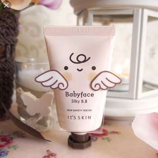 🆕 It's Skin Babyface Silky BB Cream