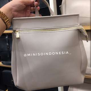 Miniso Backpack nude