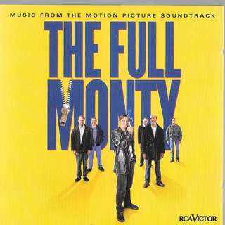 MY CD - OST THE FULL MONTY  / FREE DELIVERY BY SINGPOST