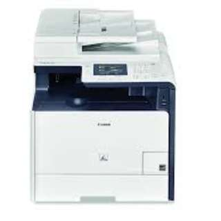 Canon Colour 50 sheets Duplex DADF MF810CDN Apple AirPrint  Wired Network Ready