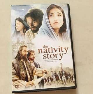 The nativity story - original dvd