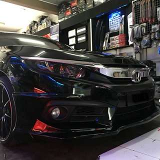 Civic 2017 Activus Bodykit With paint AG