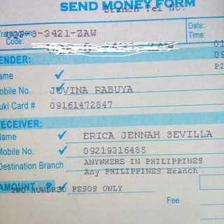 Eloading sim...thanks for trusting..enjou earnings...
