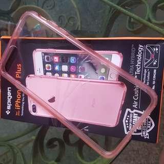 Spigen Iphone 7 plus clear case