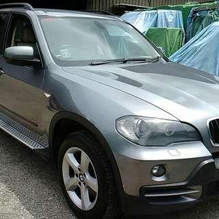 BMW X5 3000cc 2008/10 33k