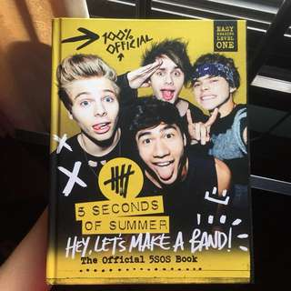 The Official 5SOS Book