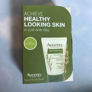 BNIB Aveeno moisturizing lotion 30g