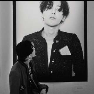 GD G dragon Coco Chanel poster +$15