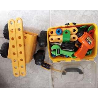 ELC Kids Tool Kit & Drill