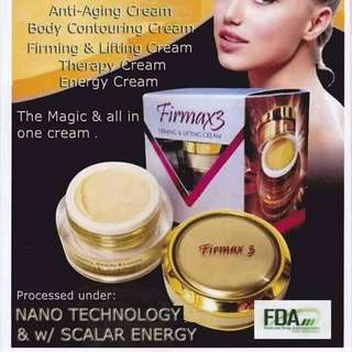 FIRMAX 3 MIRACLE CREAM