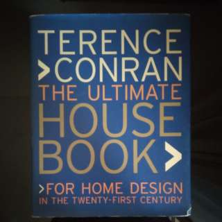Pair of Terence Conran Home Design Books