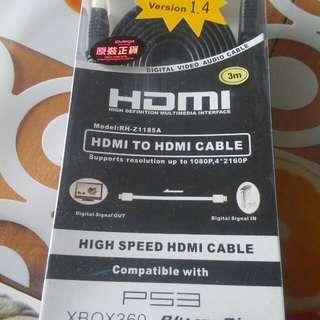 HDMI線 3M