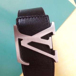LV Belt Dark Brown