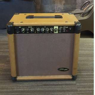 Stagg 40AARUK Acoustic Ampifier