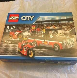 包順豐!Lego City 賽車場境 Item: 6100286