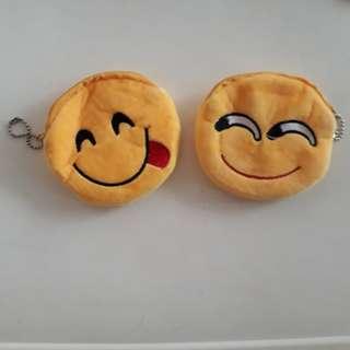 Emoji pouch