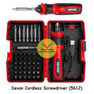 Devon Cordless Screwdriver (5612)