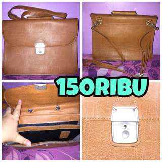 Tas Brown Postman