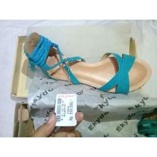 Flatshoes Ekydo | Flatshoes tali | sendal tali
