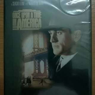 Once Upon A Time in America DVD