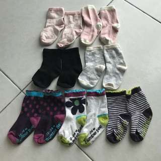 Baby Socks (price for 7)