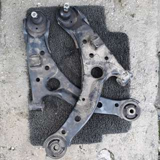 HYUNDAI MATRIX LOWER ARM SET