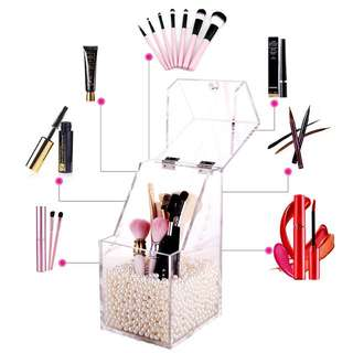 Vanity Box for Brushes