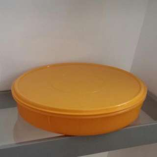 Tupperware brand take A Lot Container