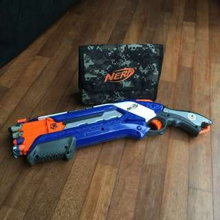[New Year Sales!] Nerf Roughcut 2×4